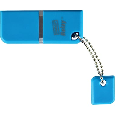 Staples Relay Mini 16GB USB 2.0 (Blue)