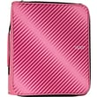 "Five Star 2"" Zipper Binder + Multi-Access File, Pink"