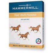 "IP Hammermill® Fore® 8 1/2"" x 11"" 24 lbs. 3HP Multipurpose Bond Paper, White, 5000/Case"