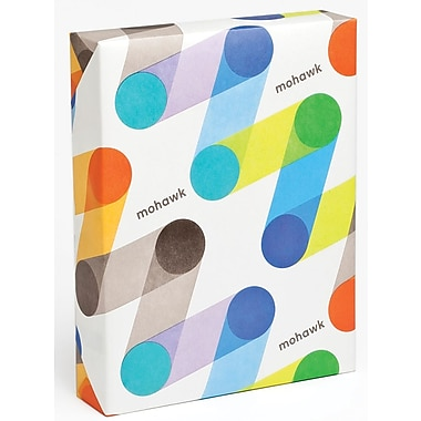 Mohawk® Superfine 8 1/2in. X 11in. 24 lbs. Smooth Multipurpose Paper, Ultra White, 5000/Case