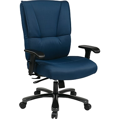 Office Star Pro-Line II™ Fabric Big and Tall Deluxe Executive Chairs