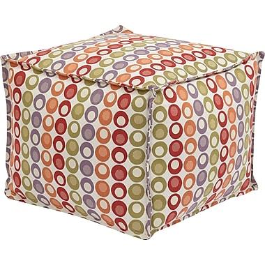 Office Star Ave Six® Fabric Aspen Pouf Ottomans