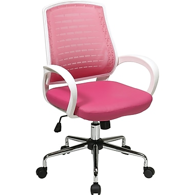 Office Star OSP Designs Mid Back Rio Office Chairs