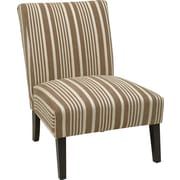 Office Star VCT51-M11 Victoria Chair, Mocha