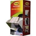 Command™ Poster Strips Cabinet Pack, 100/Pack
