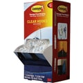 Command™ Clear Medium Hooks, Clear, 50/Pack