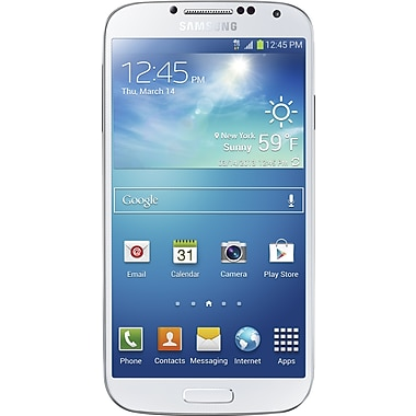 T-Mobile Samsung Galaxy S4, White