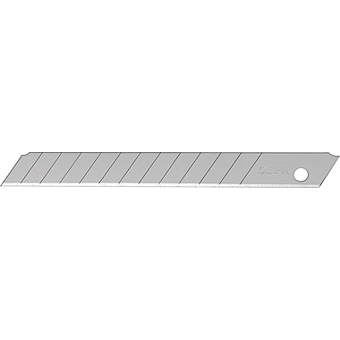 9mm Standard Snap-Off Replacement Blade - 10/pk