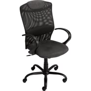 Staples® Vocazo™ Mesh Managers Chair, Black