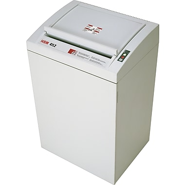 HSM Classic 411.2L5 19-Sheet L5 Commercial Shredder