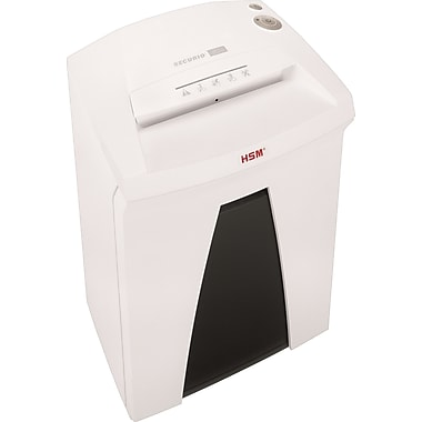 HSM SECURIO B24S 30-Sheet Strip-Cut Professional Shredder