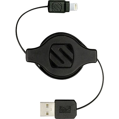 Scosche strikeLINE pro retractable charger