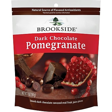 Brookside Dark Chocolate Pomegranate 7 oz. Bag 12 ct.