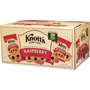 Knotts Berry Farm® Raspberry Cookies, 36 Bags/Box