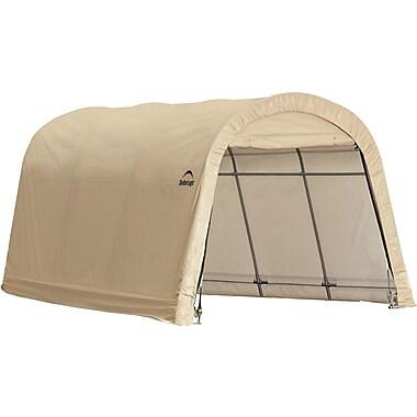 ShelterLogic 10' x 15' x 8' Round Style Auto Shelter, 1 3/8