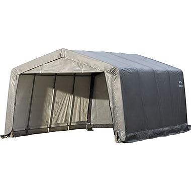 ShelterLogic 12' × 16' × 8' Peak Style Shelter, 1 3/8