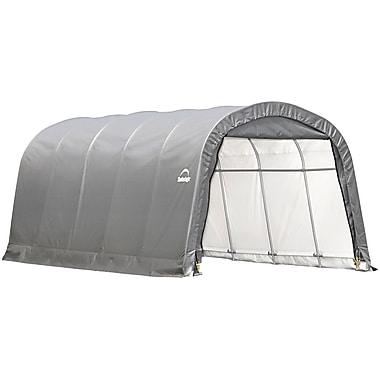 ShelterLogic 12' × 20' × 8' Round Style Shelter, 1 3/8