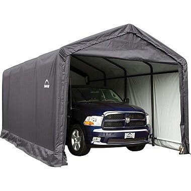 ShelterLogic 12' x 20' x 11' ShelterTube™ Storage Shelter, Gray Cover