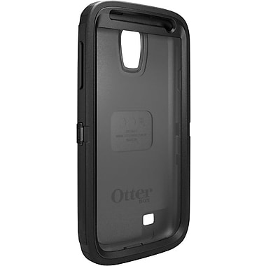 OtterBox Defender Series Samsung Galaxy S4 Case, Black