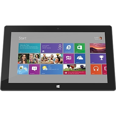 Microsoft Surface RT, 32GB Tablet (Open Box)