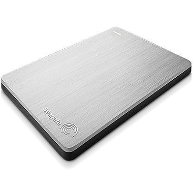 Seagate Backup Plus Slim 500GB Portable Hard Drive with Mobile Device Backup USB 3.0