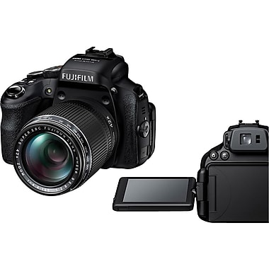 Fuji FinePix HS50EXR Digital Camera, Black