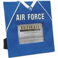 Uniformed Scrapbooks Collegiate Frame 10in. x 10in., Photo Window 6in. x 4in., Air Force Academy