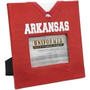 Uniformed Scrapbooks Collegiate Frame 10 x 10, Photo Window 6 x 4, University Of Arkansas