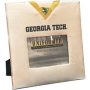 Uniformed Scrapbooks Collegiate Frame 10 x 10, Photo Window 6 x 4, Georgia Tech