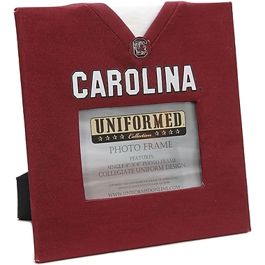 Uniformed Scrapbooks Collegiate Frame 10in. x 10in., Photo Window 6in. x 4in., University Of South Carolina