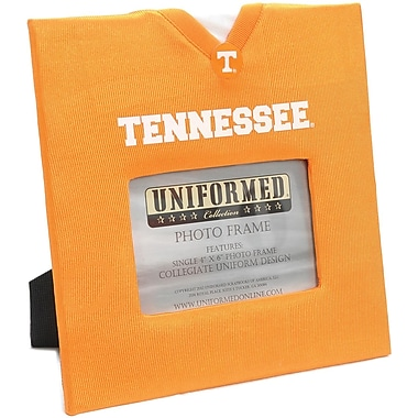 Uniformed Scrapbooks Collegiate Frame 10in. x 10in., Photo Window 6in. x 4in., University Of Tennessee