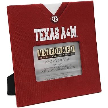 Uniformed Scrapbooks Collegiate Frame 10in. x 10in., Photo Window 6in. x 4in., Texas A&M