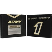 Uniformed Scrapbooks Collegiate Album, 8 x 8, Army