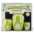 Mc Gill Paper Blossoms Punch Set, Dogwood