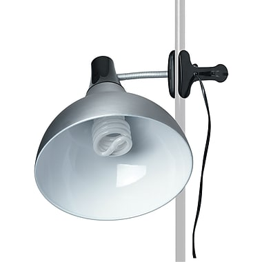 Daylight Artist Clip-On Studio Lamp, Silver & Black