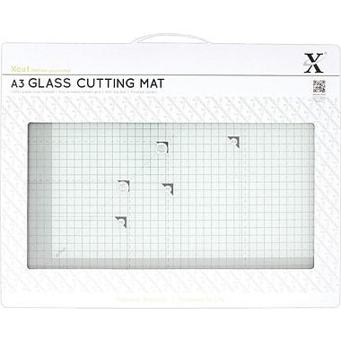 Docrafts Tempered Glass Cutting Mat A3, 16.5in. x 11.7in.