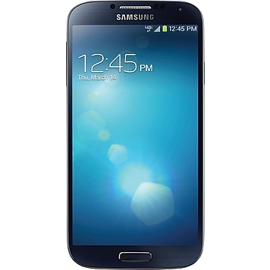 Verizon Wireless Samsung Galaxy S4, Black
