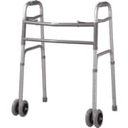 "Guardian® Folding Walker, Bariatric, 33.5""-43.5"" H, Each"