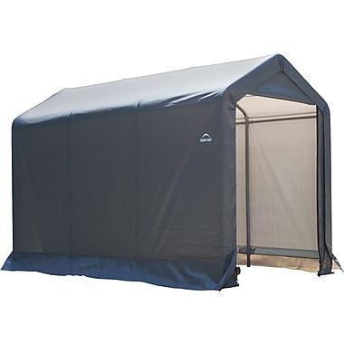ShelterLogic 6' × 10' × 6' Peak Style Storage Shed, 1 3/8