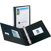 1 Avery® Durable View Binder with EZD Rings, Black