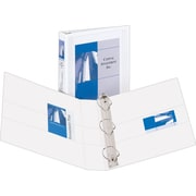 1-1/2 Avery® Durable View Binder with EZD Rings, White