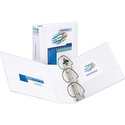 3 Avery® Durable View Binder with EZD Rings, White