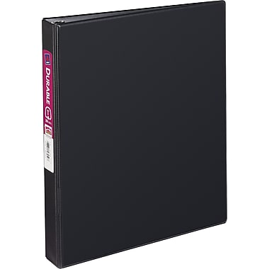 1in. Avery® Durable Binder with Slant-D™ Rings, Black