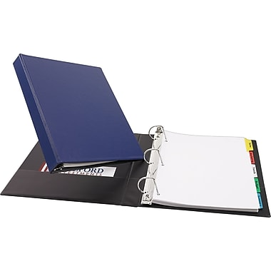 1in. Avery® Durable Binder with Slant-D™ Rings, Blue
