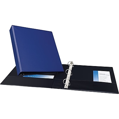1-1/2in. Avery® Durable Binder with Slant-D™ Rings, Blue