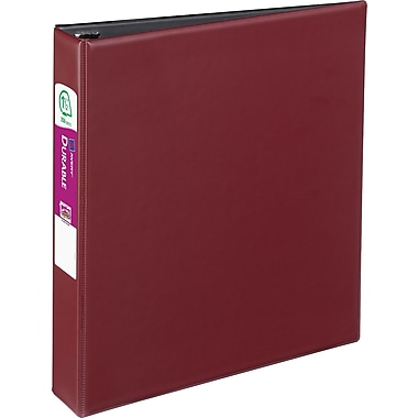 1-1/2in. Avery® Durable Binder with Slant-D™ Rings, Burgundy