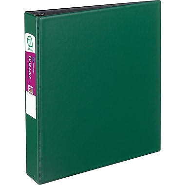 1-1/2in. Avery® Durable Binder with Slant-D™ Rings, Green