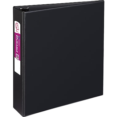 2in. Avery® Durable Binder with Slant-D™ Rings, Black