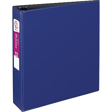 2in. Avery® Durable Binder with Slant-D™ Rings, Blue