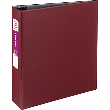 2in. Avery® Durable Binder with Slant-D™ Rings, Burgundy